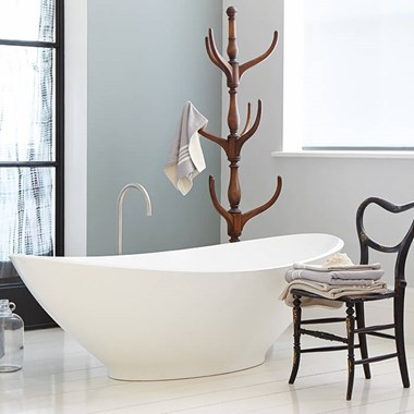 BC Designs Kurv Freestanding Bath - 1890 x 900mm